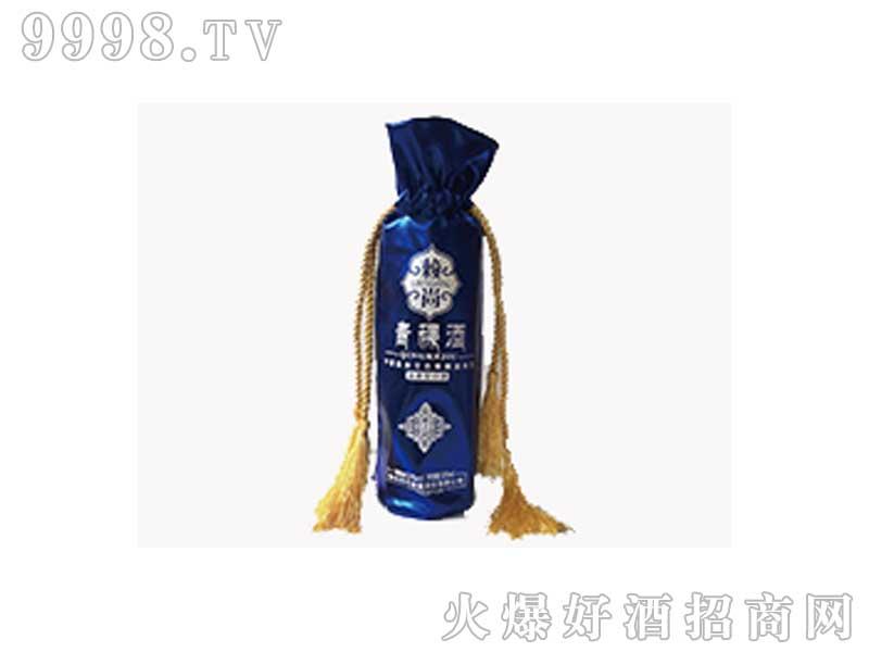 赖尚青稞酒高原炫彩系列-蓝彩