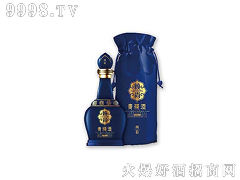 赖尚青稞酒高原尚8号
