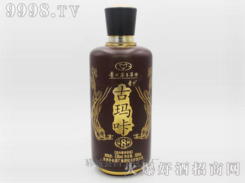 昌义彩瓶CY-438古玛卡