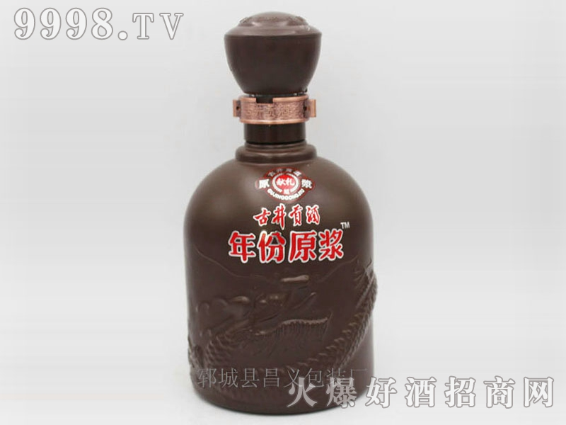 昌义彩瓶CY-392年份原浆