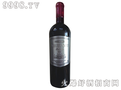 诺波特银奖干红葡萄酒