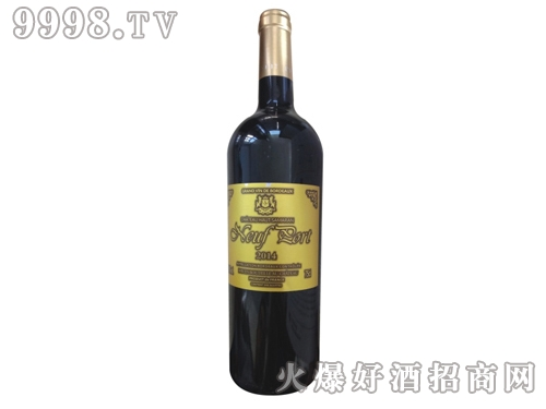 诺波特金尊干红葡萄酒