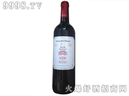 诺波特珍酿干红葡萄酒