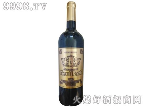 诺波特金尊窖藏干红葡萄酒