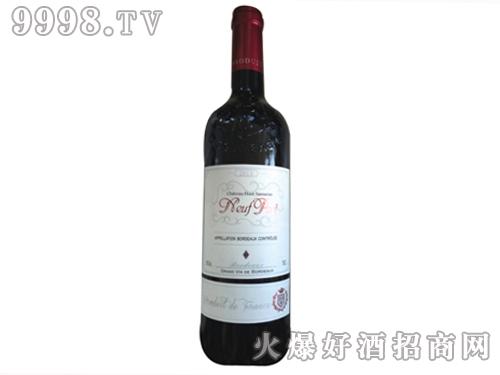 诺波特典藏干红葡萄酒