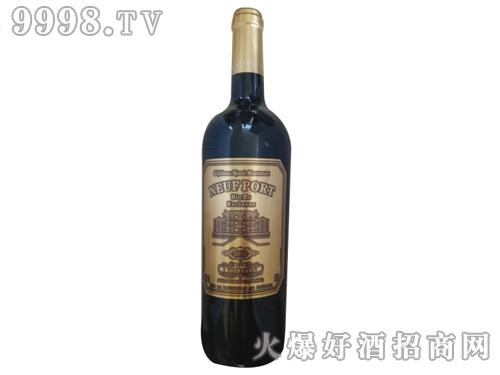 诺波特金尊珍酿干红葡萄酒