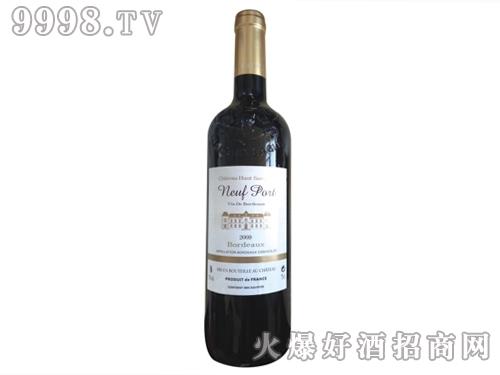 诺波特窖藏干红葡萄酒