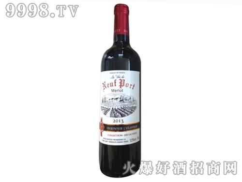 诺波特飞马干红葡萄酒