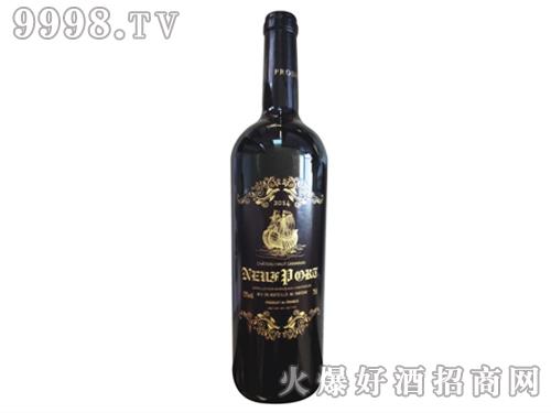 诺波特精选干红葡萄酒