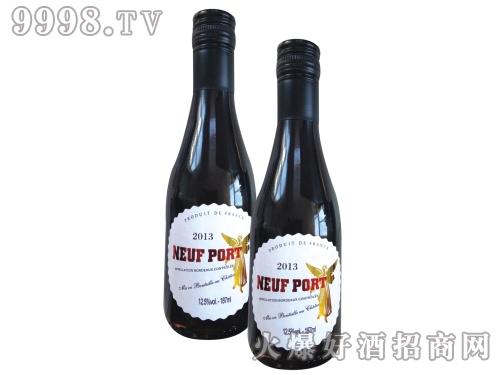 诺波特天使干红葡萄酒187ml