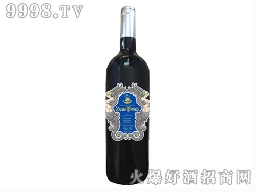 诺波特美人鱼干红葡萄酒