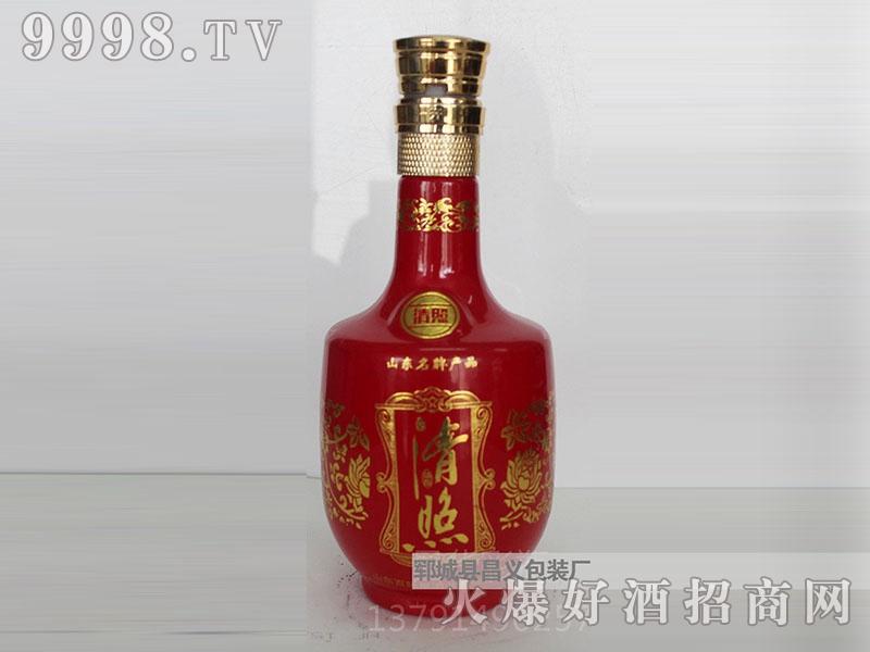 昌义彩瓶CY-036清点