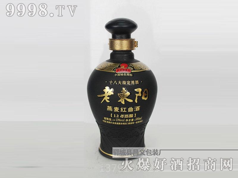 昌义彩瓶CY-028老东阳