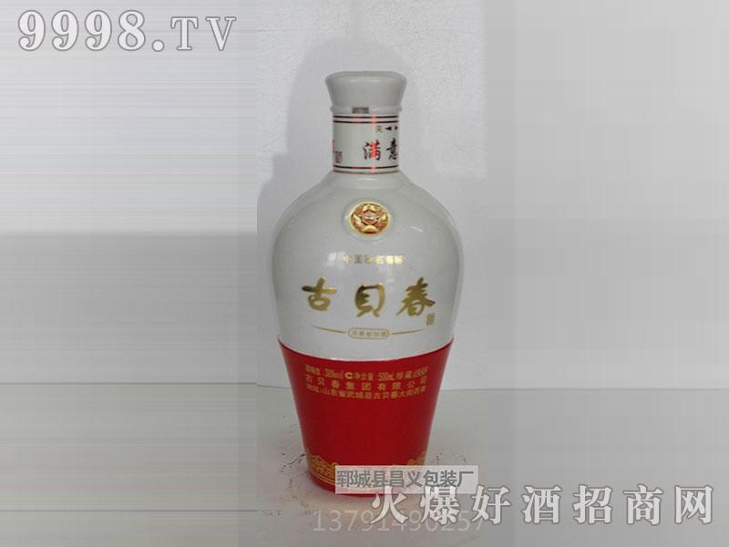 昌义彩瓶CY-026古贝春酒