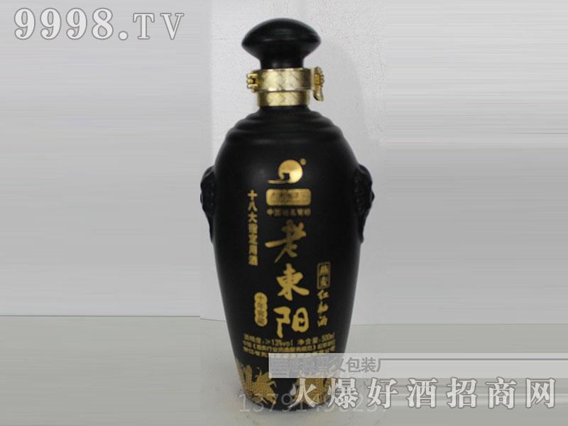 昌义彩瓶CY-025老东阳(黑)