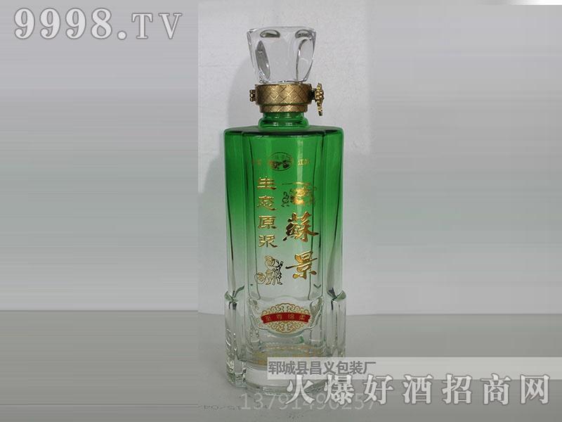 昌义彩瓶CY-021生态原浆苏景