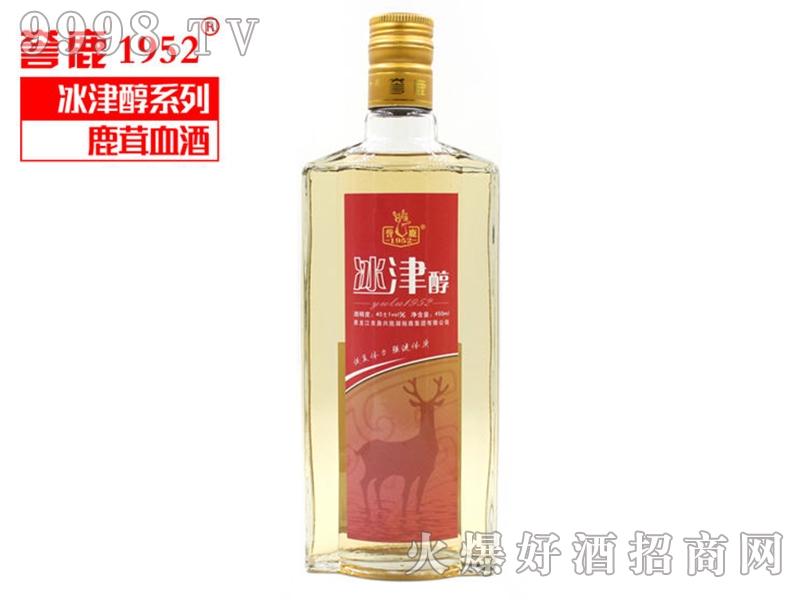 冰津醇(1*12瓶*450ml)40°
