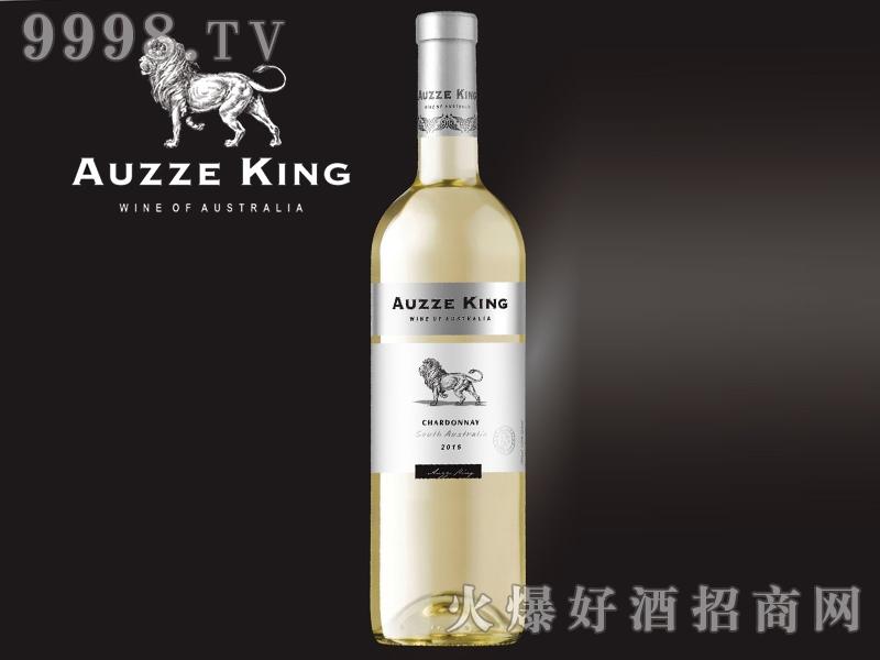 澳洲王霞多丽干白葡萄酒2015