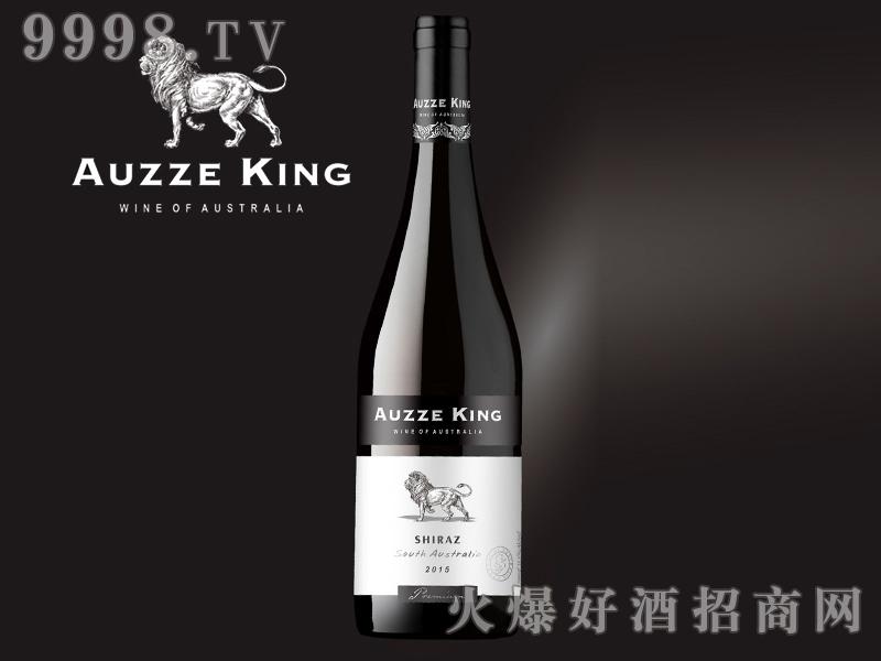 澳洲王高级西拉子干红葡萄酒2015