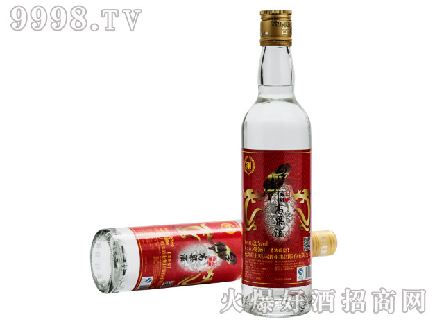 台湾海上明珠高粱酒38度