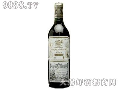 瑞格尔候爵酒园里奥哈优质陈年特酿红葡萄酒