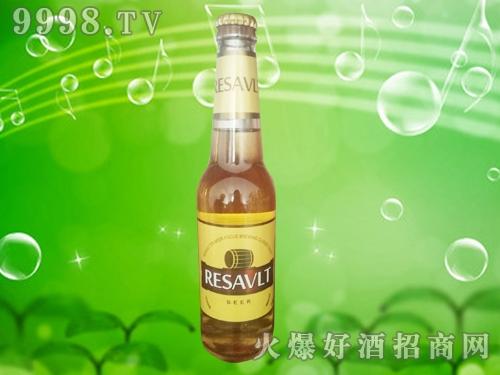 雷诺啤酒330金樽系列