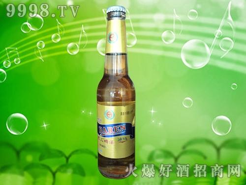 雷诺330冰纯啤酒