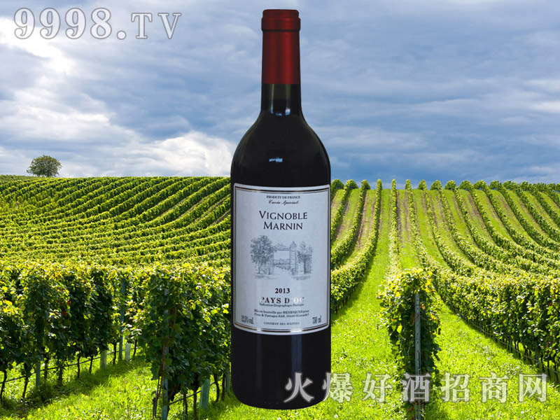 玛歌圣玛丽庄园玛南精制红葡萄酒