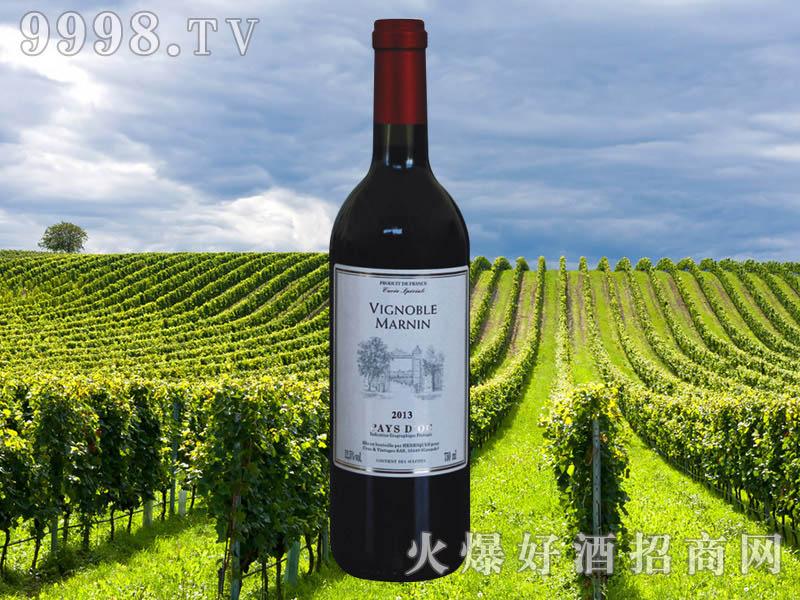 玛歌圣玛丽庄园玛南精制红葡萄酒2013