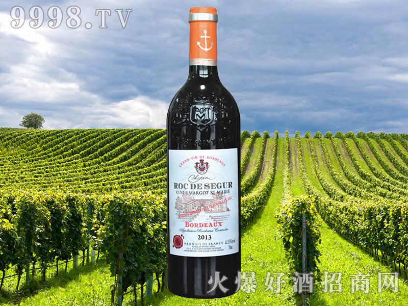 玛歌圣玛丽侯爵春天干红葡萄酒
