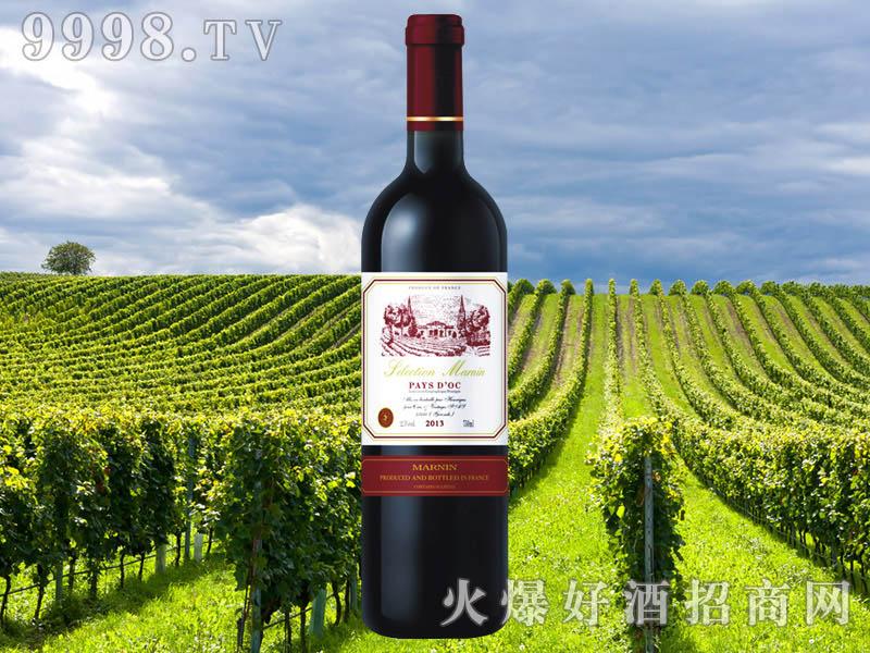 玛歌圣玛丽庄园玛南佳酿红葡萄酒2013
