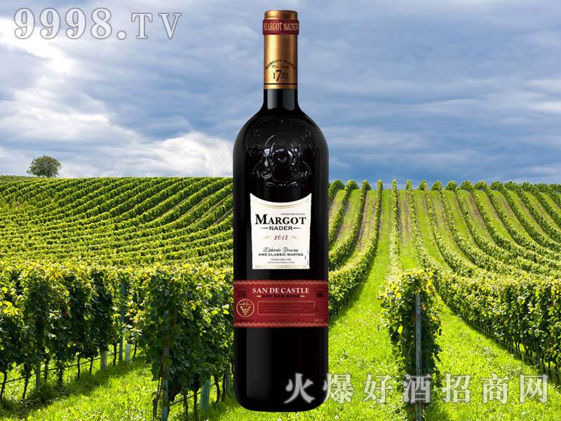 法国玛歌菩伊乐・伯爵干红葡萄酒
