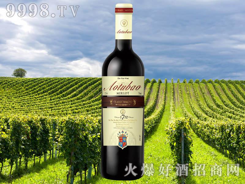 法国玛歌菩伊乐・窖藏干红葡萄酒