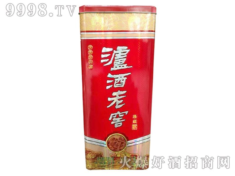 泸州泸酒老窖珍藏