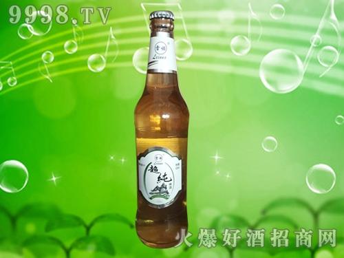雷诺超纯啤酒418ml