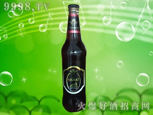 雷诺德国原浆黑啤酒