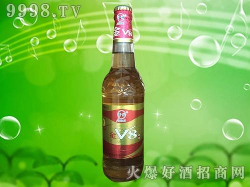 雷诺金V8啤酒