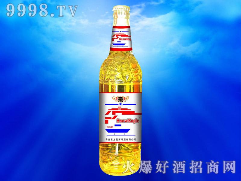 雪鹰啤酒战斗机瓶装