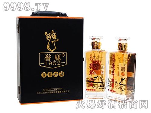 誉鹿尚品礼盒(1*2瓶*500ml)40°