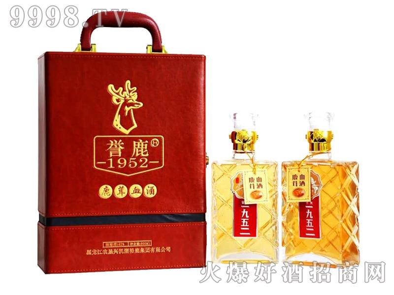 裕鹿1952礼盒(1*2瓶*500ml)42°