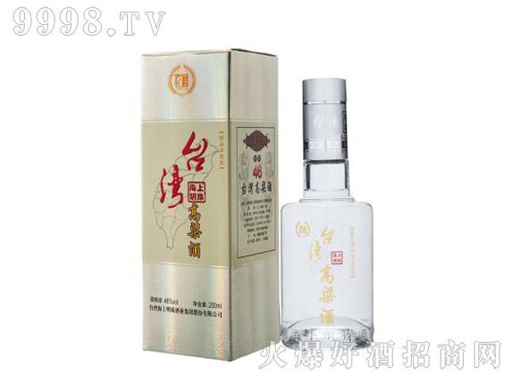 台湾海上明珠高粱酒46度250ml