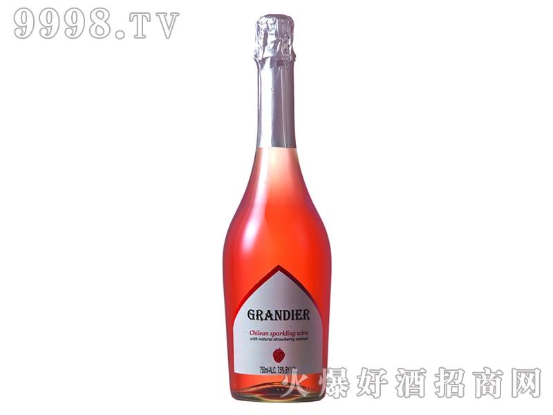 兰蒂尔草莓味起泡配制酒