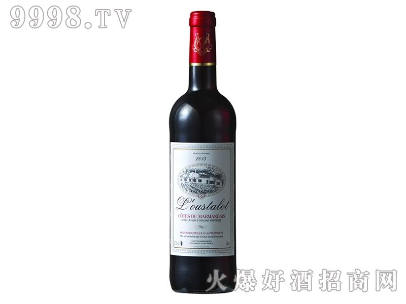 奥斯特干红葡萄酒
