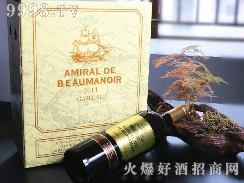龙船将军红葡萄酒