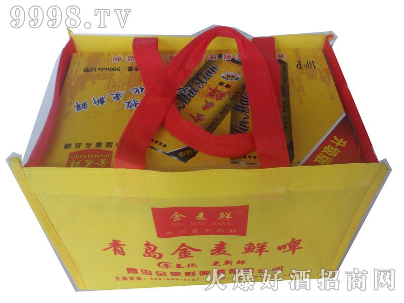 金麦鲜至尊啤酒500mlX12听(箱装)