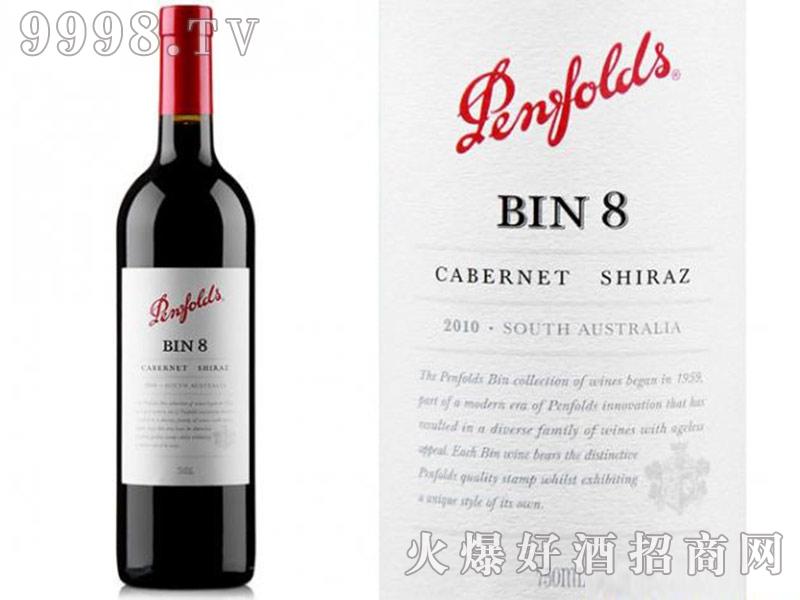 奔富8葡萄酒