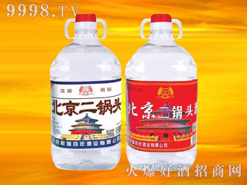 军旗百年北京二锅头酒(桶装)