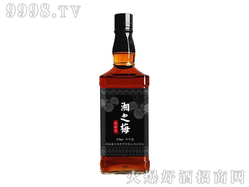 湘之梅杨梅酒半干型