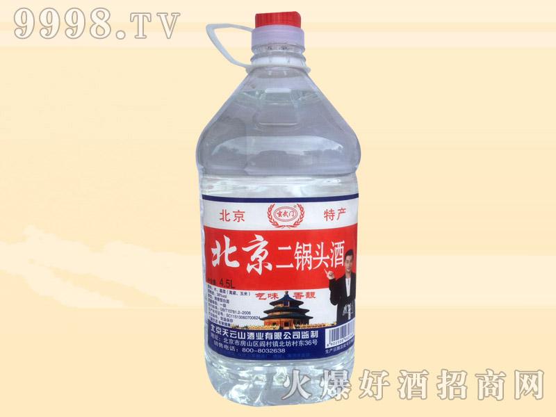 玄武门北京二锅头酒4.5L