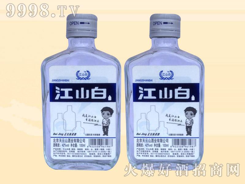 江山白小酒100ml